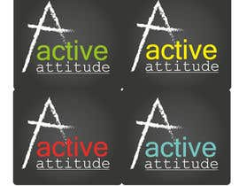 #188 para Design a Logo for Active Attitude por luisantos45