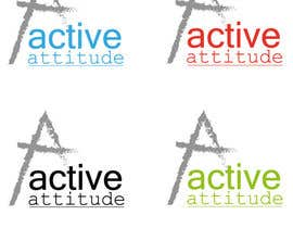 #216 para Design a Logo for Active Attitude por luisantos45