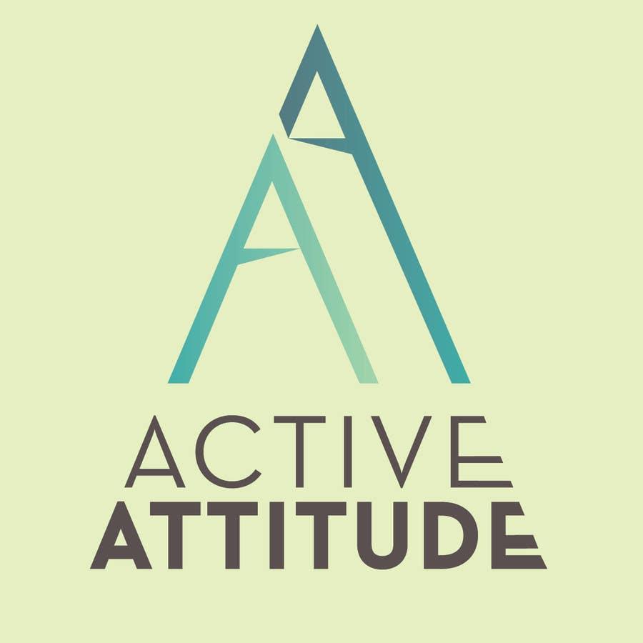 Inscrição nº 43 do Concurso para Design a Logo for Active Attitude