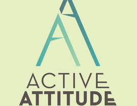 #43 for Design a Logo for Active Attitude af kimberlybreuer