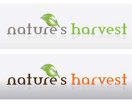 #71 para Logo Design for Nature's Harvest por NOUFY