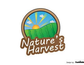#16 para Logo Design for Nature's Harvest por awboy