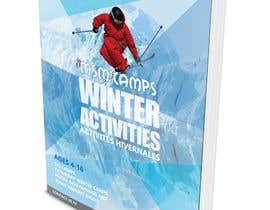 #9 for Design a Brochure for kids ski camps,husky outings and christmas present ideas af DanaDouqa