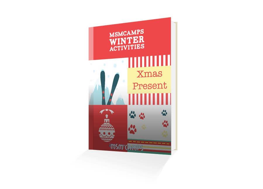 Konkurrenceindlæg #16 for Design a Brochure for kids ski camps,husky outings and christmas present ideas