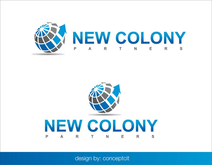 Proposition n°156 du concours Design a Logo for New Colony Partners