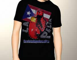 #9 para Design a T-Shirt for a digital magazine website por raul0724