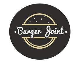 Nro 50 kilpailuun Design a simple minimalist-ish logo for a burger joint käyttäjältä alyanace
