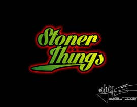 #29 for Design a Logo for Stoner logo for shirt brand af milanche021ns