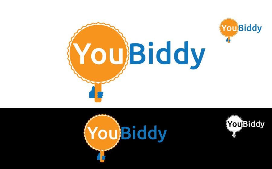 #15 for Design a Logo for new web site YouBiddy by umamaheswararao3