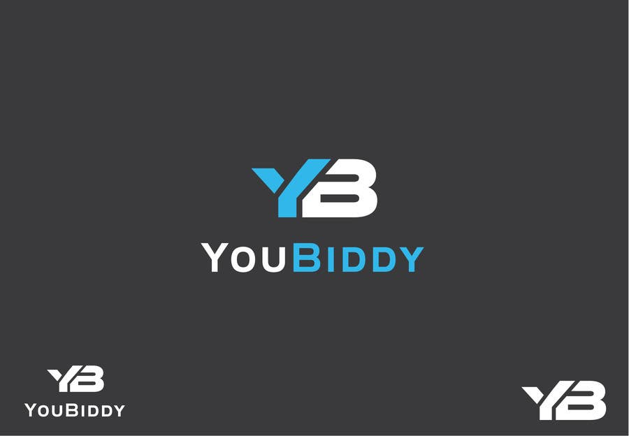 #39 for Design a Logo for new web site YouBiddy by graphicexpart