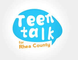 #38 untuk Design a Logo for Teen Talk / Teen Maze of Rhea County oleh Casiopea
