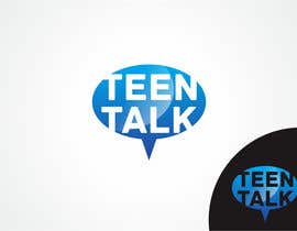 #8 untuk Design a Logo for Teen Talk / Teen Maze of Rhea County oleh bjidea
