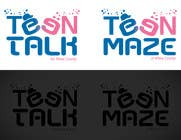 Contest Entry #22 for Design a Logo for Teen Talk / Teen Maze of Rhea County