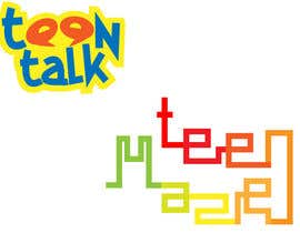 #18 untuk Design a Logo for Teen Talk / Teen Maze of Rhea County oleh remonteye