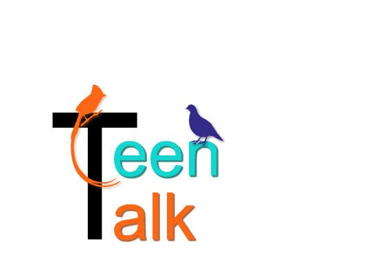 #12 for Design a Logo for Teen Talk / Teen Maze of Rhea County by naiksubhash