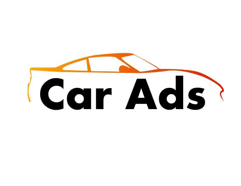 Konkurrenceindlæg #348 for Design a Logo for Car Ads