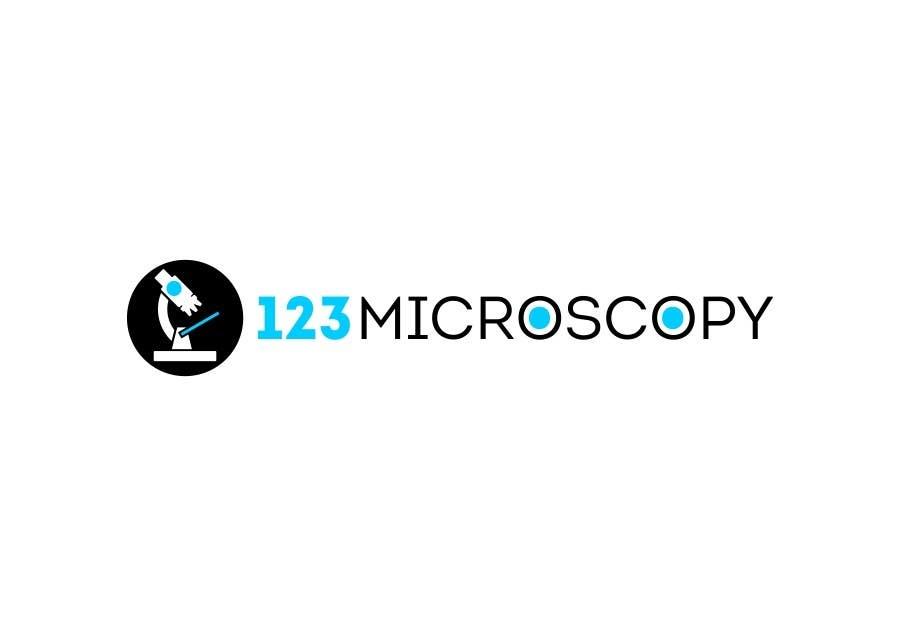 Kilpailutyö #39 kilpailussa Design a Logo for 123Microscopy