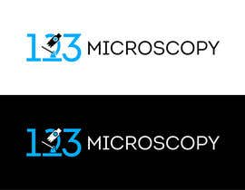 #106 for Design a Logo for 123Microscopy by rogerweikers