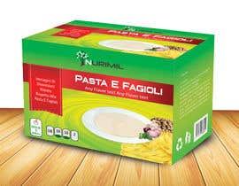 Nro 15 kilpailuun Create Dehydrated Food Product Packaging käyttäjältä designbahar