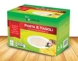 Nro 16 kilpailuun Create Dehydrated Food Product Packaging käyttäjältä designbahar