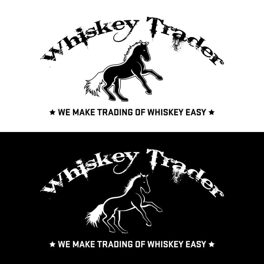 #31 for Design a Logo for The Whiskey Trader by vladimirsozolins