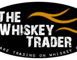 #5 for Design a Logo for The Whiskey Trader af gilbert84