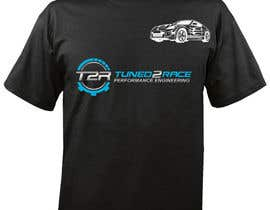 #3 for Design a T-Shirt for Tuned2Race by popescujohn