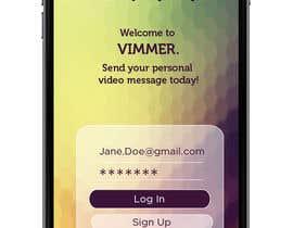 Nro 16 kilpailuun Design an App Mockup käyttäjältä zenvrv