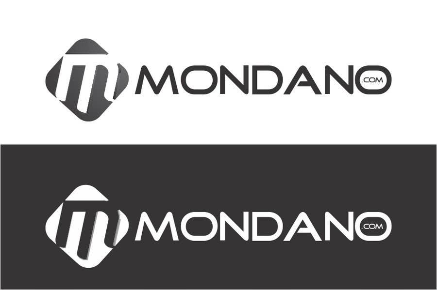 Contest Entry #539 for Logo Design for Mondano.com