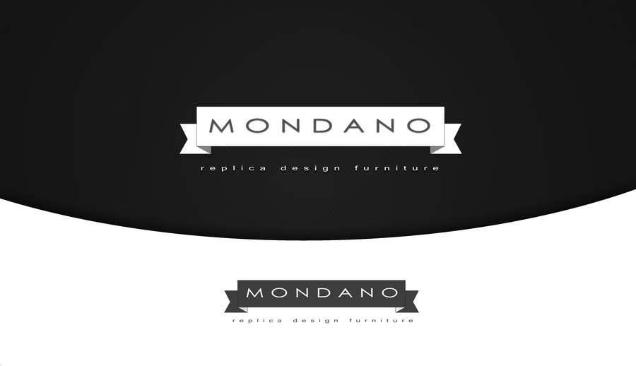 Proposition n°330 du concours Logo Design for Mondano.com