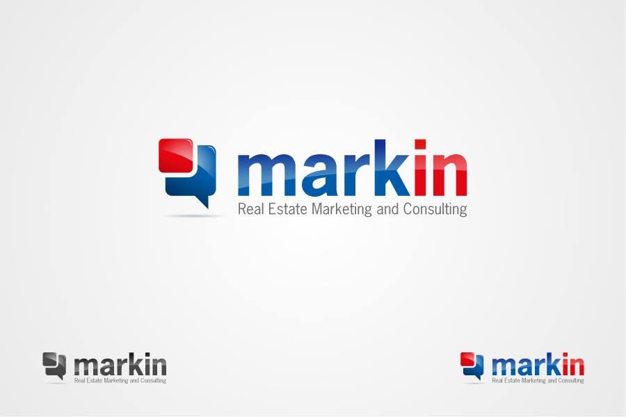Inscrição nº 128 do Concurso para Logo Design for Markin