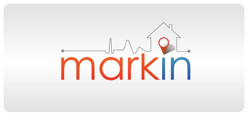 Kilpailutyö #70 kilpailussa Logo Design for Markin