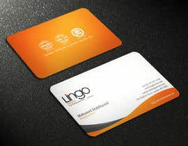 #129 for Design some Business Cards by OviRaj35