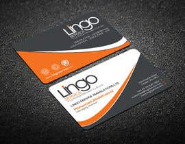 #124 for Design some Business Cards by nazmulhassan2321