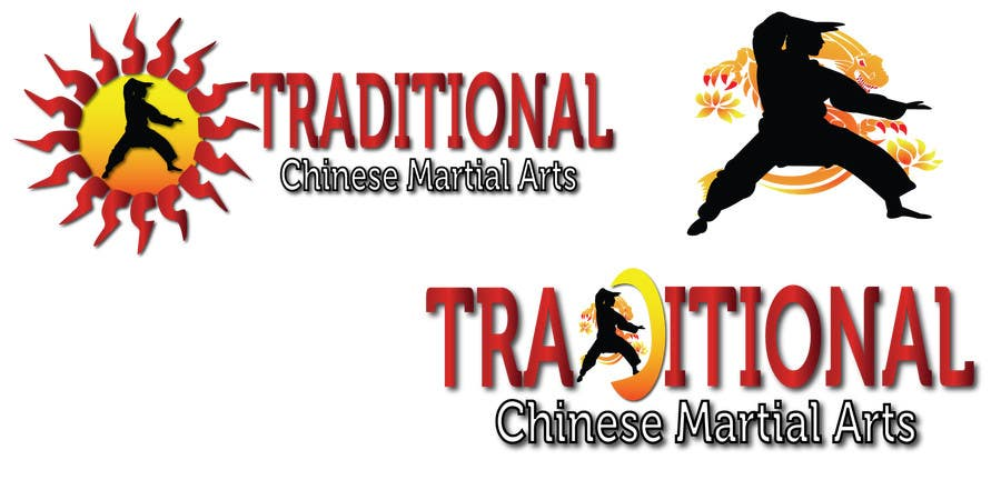 #32 for MARTIAL ARTS LOGO DESIGN by papaweb10