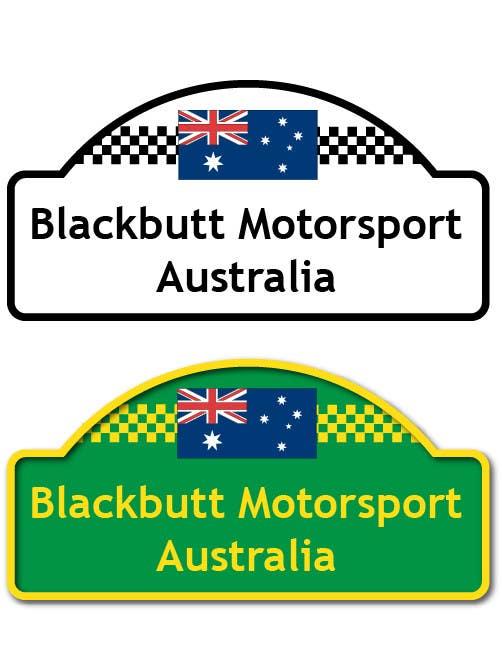 Contest Entry #                                        28                                      for                                         Graphic Design for Blackbutt Motorsport Australia