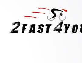 nº 20 pour Design a Logo for my bike Brand 2Fast4You par surajitdutta101