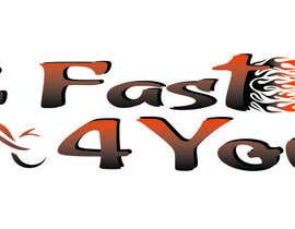 #15 para Design a Logo for my bike Brand 2Fast4You por auryro