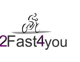 nº 16 pour Design a Logo for my bike Brand 2Fast4You par kmldesidn