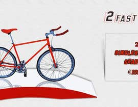 nihon5 tarafından Design a Banner for the slider on our bicycle website için no 9