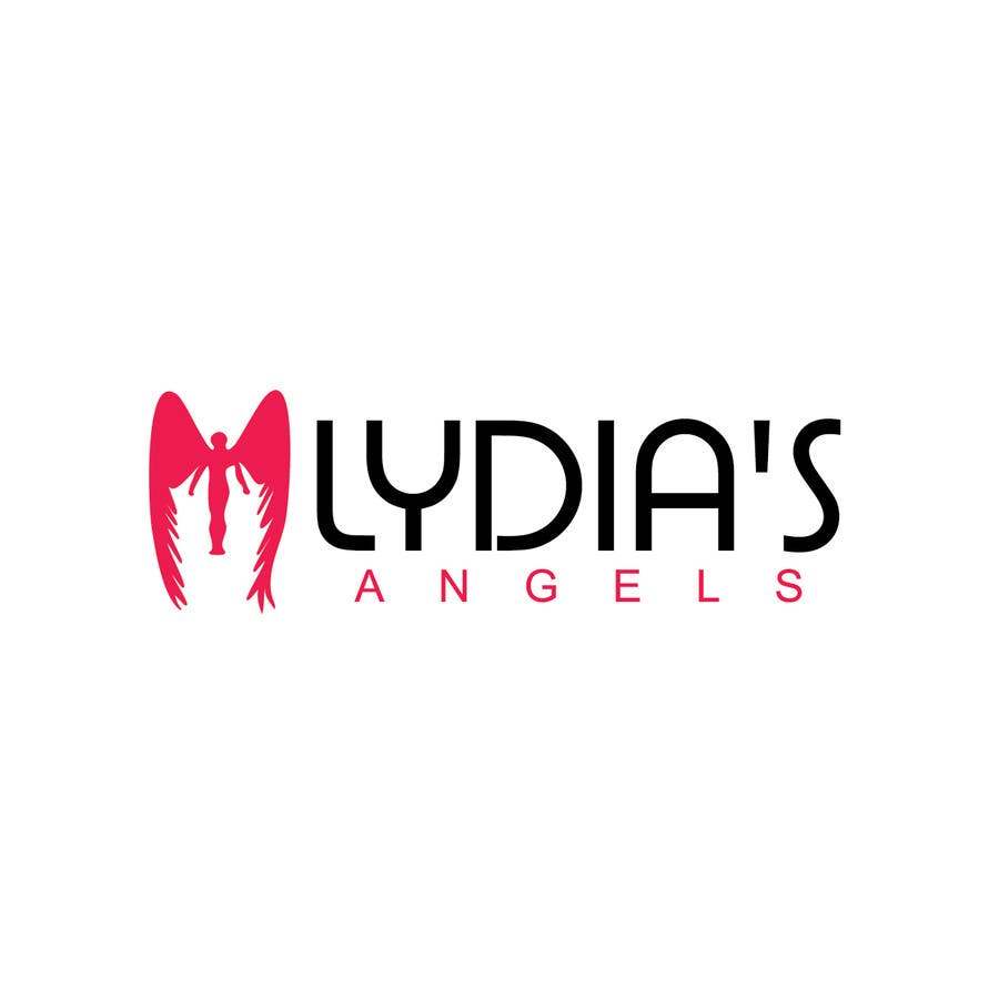 #22 for Design a Logo for Lydia's Angels by rykappcraft