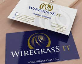nº 77 pour Design a Logo for Wiregrass IT par MagicVector
