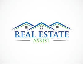designdecentlogo tarafından Design a Logo for Real Estate Assist için no 82