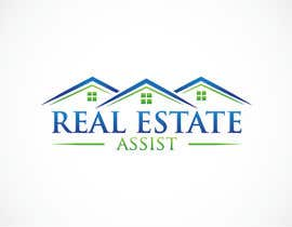 designdecentlogo tarafından Design a Logo for Real Estate Assist için no 137