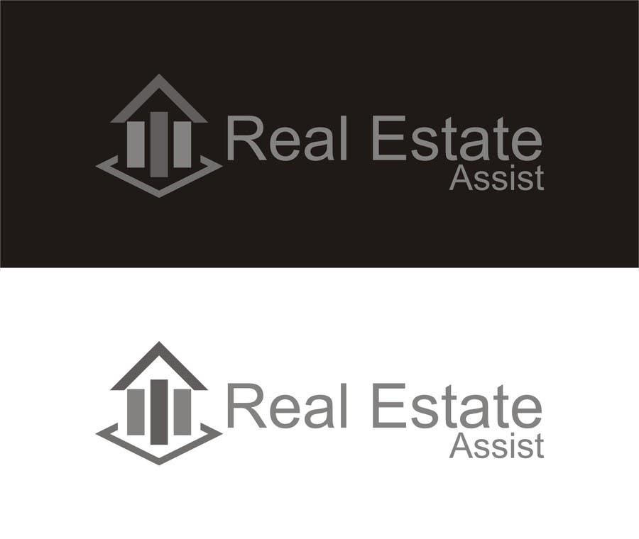 #96 for Design a Logo for Real Estate Assist by bagaslafiatan