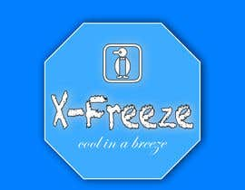 #39 for Design a Logo for X-Freeze af Solo2go