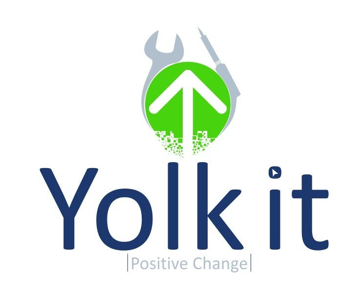 Proposition n°                                        209                                      du concours                                         Logo Design for YOLK IT