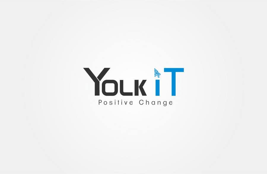 Contest Entry #232 for Logo Design for YOLK IT