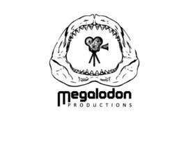 "designstore tarafından Design a Logo for my video production company"" Megalodon productions"" için no 17"