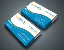Nro 110 kilpailuun Design new Business Cards for my IT company käyttäjältä Kamrunnaher20